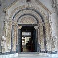 Trogir cathedral, Radovan's portal.jpg