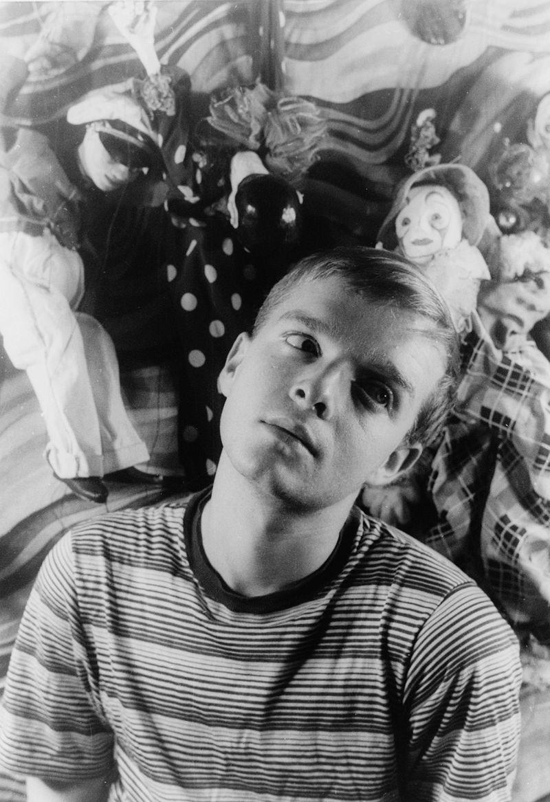 Truman Capote photographed by Carl Van Vechten, 1948.