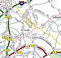 Tucker, Georgia Interstate and Highway Exits.jpg