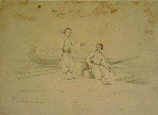 Turkish boatmen