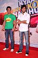Tusshar Kapoor, Riteish Deshmukh at 'Kyaa Super Kool Hain Hum' promotions 07.jpg