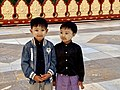 Two boys in Myanmar with Thanaka.jpg