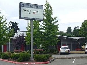 SeaTac, Washington - Tyee Educational Complex