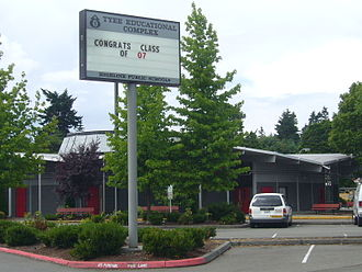 SeaTac, Washington - Tyee Educational Complex