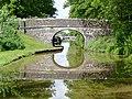 Tyrley Farm Bridge, near Market Drayton, Shropshire - geograph.org.uk - 1590627.jpg