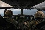 U.S. Marines transport supplies to build Ebola Treatment Units 141121-M-PA636-099.jpg