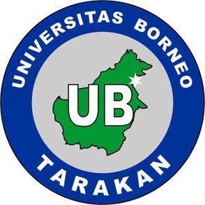 Borneo Tarakan University - Image: UBT Logo