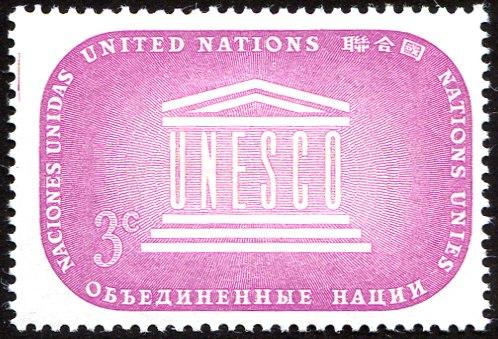 UNESCO stamp-3c