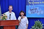 USAID Project Supports Rehabilitation Department for Children and Wheelchair Distribution in Danang (9302477279).jpg