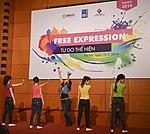 USAID supports celebration of IDAHOT Day 2014 in Hanoi (14009724127).jpg