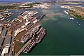 USS Kitty Hawk (CV-63) and Independence (CV-62) at Pearl Harbor 1998.JPEG