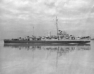 USS <i>Mosley</i> (DE-321)