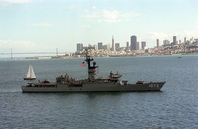 USS Robert E Peary