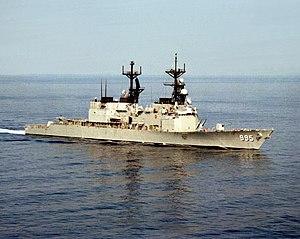 USS Scott (DDG-995) underway in 1986.jpg