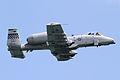 US Air Force A10 Thunderbolt II (244) (4340086677).jpg