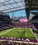 US Bank Stadium interior - Minnesota Vikings orientation.jpg