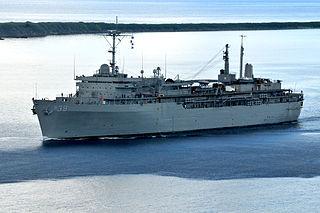 USS <i>Emory S. Land</i> ship