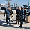 US Navy 101119-N-5469W-015 Assistant Secretary of the Navy for Manpower and Reserve Affairs Juan M. Garcia III.jpg