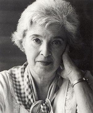 Gerda Lerner - Image: UW Madison history professor Gerda Lerner