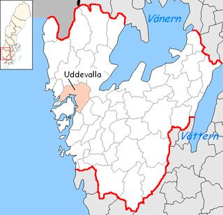 Uddevalla Municipality Municipality in Västra Götaland County, Sweden