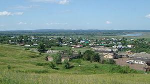 Blagoveshchensky District, Bashkortostan - Village Duvanov in Blagoveshchensky district