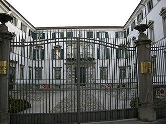 University of Udine - Image: Udine, palazzo florio 01