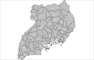 Counties of Uganda - Counties of Uganda