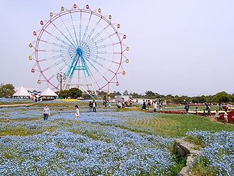 Higashi-ku, Fukuoka - Umi-no-nakamichi Seaside Park