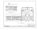 Union Pacific Station (Transfer Depot and Hotel), Twenty-first Street, Council Bluffs, Pottawattamie County, IA HABS IOWA,78-COUB,2- (sheet 7 of 10).png