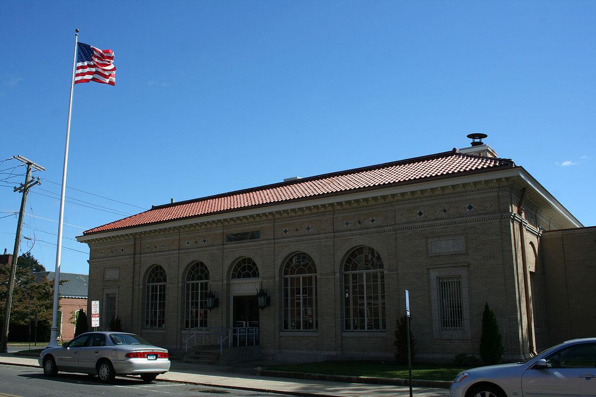 United states post office naugatuck main wikipedia - United states post office ...