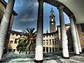 Universidad Laboral de Gijón vista desde el convento de las Clarisas.jpg