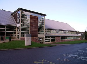 University of Cumbria - Brampton Road campus, Carlisle.