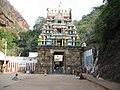 Upper Ahobilam temple Gopuram.jpg