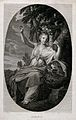 Urania. Engraving by P.L.H. Laurent and P. Audouin after Duc Wellcome V0048187.jpg