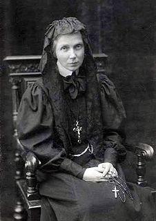 Ursula Ledóchowska Roman Catholic missionary and saint