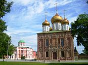 Uspenskiy Cathedral of the Tula Kremlin 8.JPG