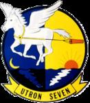Utility Squadron VU-7 USN patch.PNG