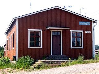 Uusikylä, Lahti District of Lahti in Päijät-Häme, Finland