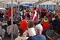 V.Ascq supporters UEFA 2016 du Pays de Galles Gd Place de Lille (1).jpg