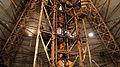 VSB-30 rocket for TEXUS 50 flight in launch tower.jpg