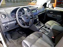 Vw Amarok Usa >> Volkswagen Amarok Wikipedia