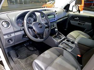 Volkswagen Amarok - Amarok Interior