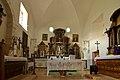 Valdevacas de Montejo, Iglesia de San Cristobal, interior, 02.jpg