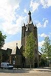 valkenswaard - markt 53 st. nicolaaskerktoren