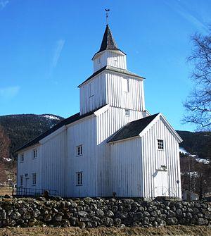 Valle, Norway - Valle Church