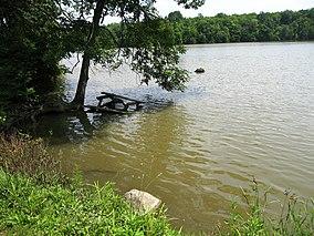 Van Buren Lake at Ohio's Van Buren State Park.JPG