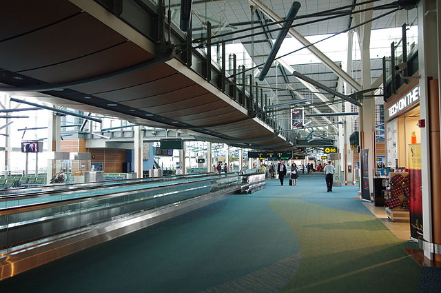 Vancouver International Airport By Eviatar Bach (Own work) [CC BY-SA 3.0 (https://creativecommons.org/licenses/by-sa/3.0)], via Wikimedia Commons