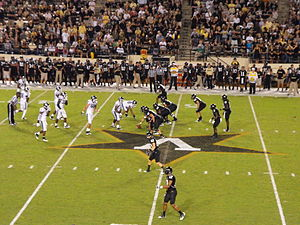 2011 Vanderbilt Commodores football team - Connecticut Game