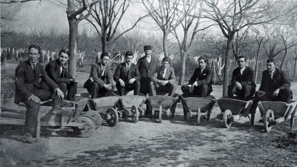 Varna Sea Garden- 1920