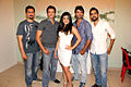 Varun Khandelwal, Danny Saru, Shenaz Treasuryvala, Barun Sobti, Kavi Shastri at the launch of 'Main Aur Mr. Riight' (8).jpg